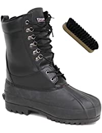 Kälteschutzstiefel Snow Boot Thinsulate + AOS-Outdoor® Schuhbürste