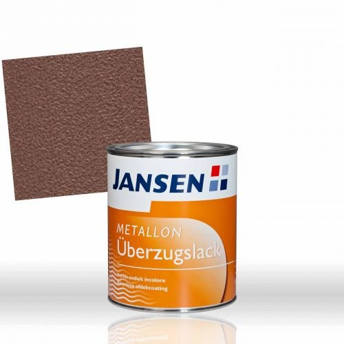 Jansen Metallon DS altkupfer 0,75l