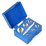 Peso calibrazione 100g grammi,Roeam peso taratura bilancia Calibratura per Bilancia elettronica/Bilancia gioielli,5g 10g 2x20g 50g 100g 200g