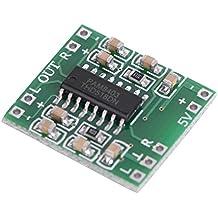 VKLSVAN 2 Channels 3W Digital Potencia PAM8403 Clase D Amplificador De Audio Placa DC 5V
