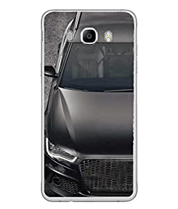 Fuson Designer Back Case Cover for Samsung Galaxy On8 Sm-J710Fn/Df (Epic High Class Vehicle Bussinessman Professional Director)
