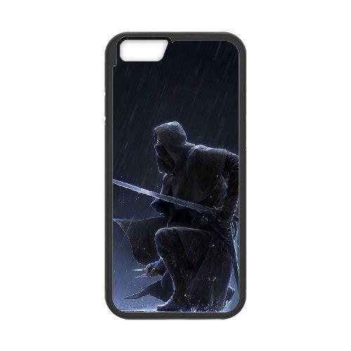 Corvo Attano Dishonored 3 coque iPhone 6 Plus 5.5 Inch Housse téléphone Noir de couverture de cas coque EBDXJKNBO16838