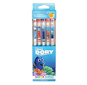 Scentco 70.FD2006 Disney Buscando a Dory Smencils Craft (Pack de 5)