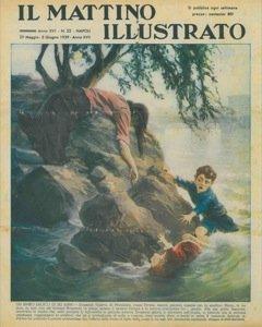 un-bimbo-eroico-di-sei-anni-a-marzolara-parma-una-bimba-di-tre-anni-cadde-in-acqua-il-fratello-ernes