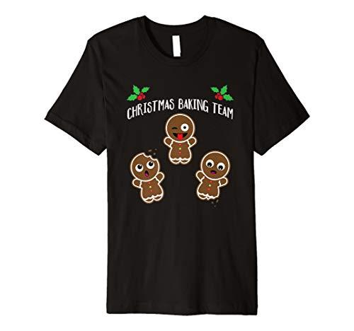 ('Lebkuchen' niedliche Lebkuchenmann Weihnachten Shirt)