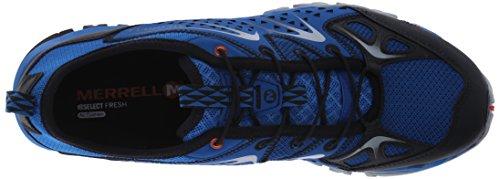 Merrell Capra Rapid, Scarpe da Arrampicata Uomo Blu (Blue Dusk)