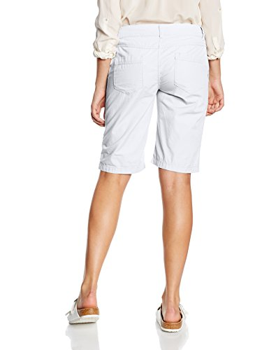 s.Oliver Hose Kurz, Short Femme Blanc (white 0100)