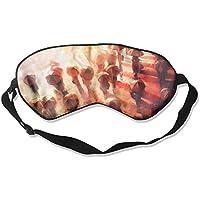 Sleep Eye Mask Rain Umbrella Lightweight Soft Blindfold Adjustable Head Strap Eyeshade Travel Eyepatch E12 preisvergleich bei billige-tabletten.eu