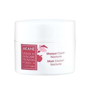 Akane Masque Cocon Nocturne pour Peaux Assoiffées, Stressées 30 ml