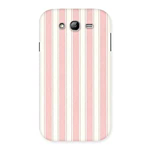 Neo World Pink Stripes Back Case Cover for Galaxy Grand Neo Plus