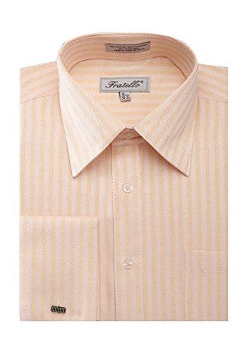 Sunrise Outlet -  Camicia da cerimonia  -  Vestito modellante  - Uomo Pesca