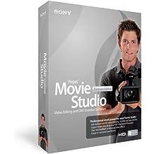Sony Vegas Movie Studio +DVD 8 Platinum Edition (Student / Teacher version)