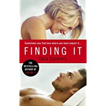 Finding It by Cora Carmack (2013-10-10)