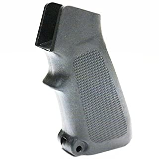 Airsoft G&P Storm Grip with Heat Sink End Set for Marui & G&P M4/M16 AEG Black GP-858B