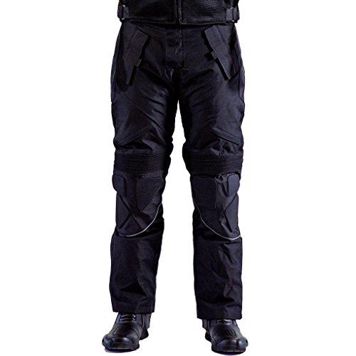 Lemoko Textil Motorradhose Farbe schwarz Gr. 4XL