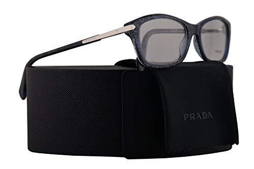 Prada PR04PV Brillen 52-17-135 Lace Shade Mit DemonstrationsgläsernJAX1O1 VPR04P VPR 04P PR 04PV