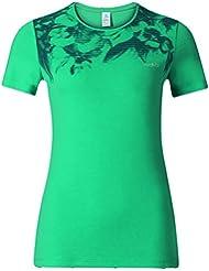 Odlo Damen S/S Crew Neck Signo T-Shirt