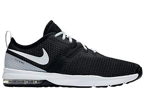 (Nike Herren Air Max Typha 2 Raiders Trainingsschuhe, Herren, schwarz/grau/weiß, 12 M US)