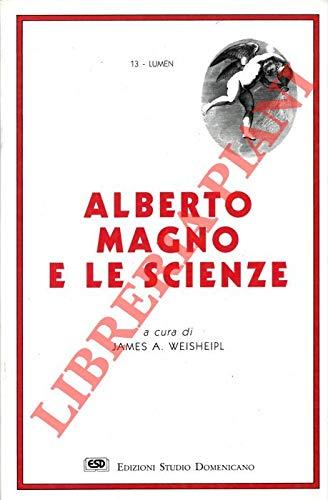 S. Alberto Magno e le scienze