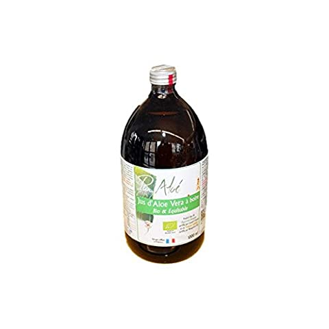 Pur Aloé Jus d' Aloé Vera Bio & Equitable 1 litre
