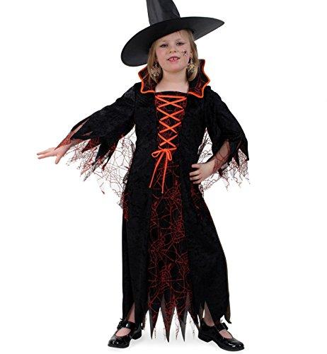 Gurimo-Tex 112976 - Grusella Kostüm, orange (Familie Farmer Halloween Kostüm)