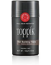 Toppik Hair Building Fibers Dark Brown 12 Grams