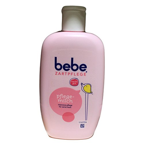 bebe Zartpflege Pflegemilch (300ml Flasche)