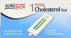 Suresign Total Cholesterol Test