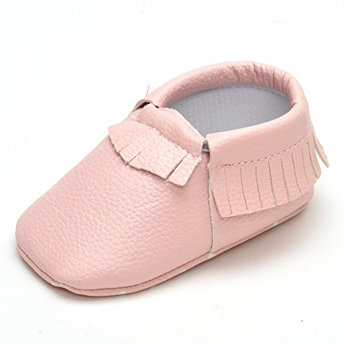 Mocassins Criança Walker Borla Nova Bebê Estamico Rosa Sapatos HdFfqxw