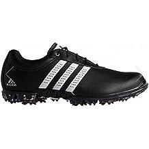 new arrivals 6c4ae b3801 adidas Adipure Flex WD, Zapatos de Golf para Hombre, NegroBlancoRojo