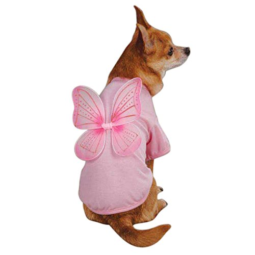 East Side Collection zm2960875Fairy Dust Tee für Hunde, XX-small, Pink -