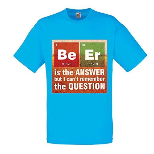 n4520-t-shirt-pour-hommes-la-biere-est-la-reponse-medium-bleu-multicolore