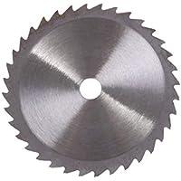 OUNONA Mini Hoja de Sierra Circular 85MM Herramientas Rotativas para Corte Madera Metal Plástico