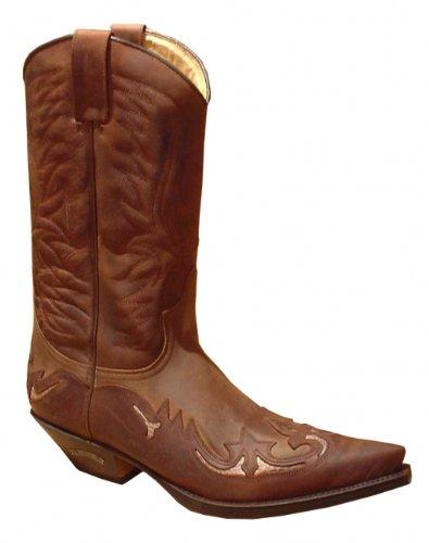 Sendra Boots, Stivali donna Marrone marrone, Marrone (marrone), 40.5