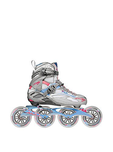 Preisvergleich Produktbild Fila Skates Inline Skates Fm 100 08 Lady Himmel / silber EU 37 (UK 4)