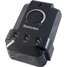 Electrovision 1-in-2 Out 2 Way High Gain Plug In Digital Aerial Amplifier