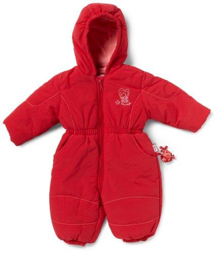Sigikid BO5296 - 144 - 062 Baby - Mädchen Babykleidung/ Overalls, Gr. 062 Pink (himbeer)