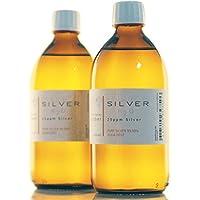 PureSilverH2O 1000ml kolloidales Silber (2X 500ml / 25ppm) - Reinheit & Qualität seit 2012 preisvergleich bei billige-tabletten.eu
