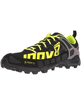 Inov-8 X-Talon 212 Black Neon Yellow Grey