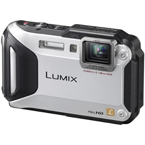 Panasonic Lumix DMC-FT5 - Cámara compacta de 17.5 Mp (pantalla de 3