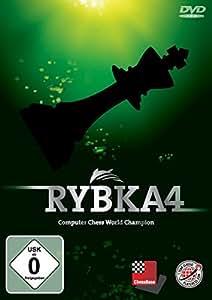 RYBKA 4: Schachprogramm