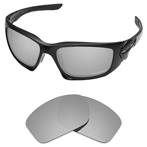 Tintart Performance Replacement Lenses for Oakley Scalpel Sunglass Polarized Etched