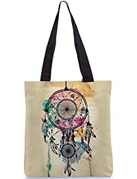 Snoogg Women's Tote Bag (Multi Coloured-RPC-3624-bag)
