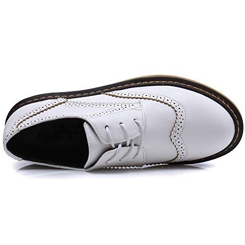 HUDONGBOCourt Shoes - Tacchi bassi donna White