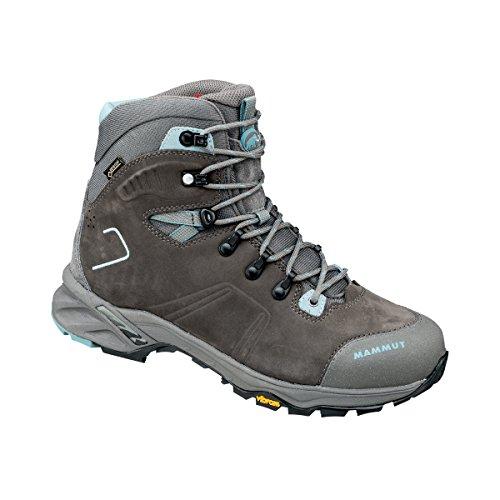 Mammut Damen Trekking- & Wander-Schuh Nova Tour High GTX®,Grau (bark-air),42 EU