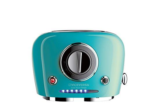 Viceversa vv50053Tix Toaster türkis