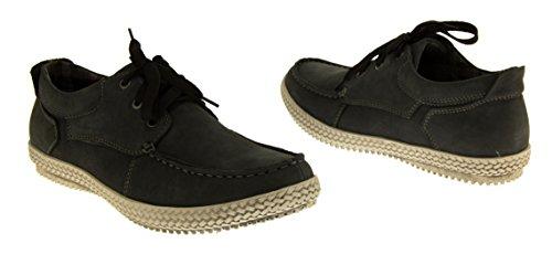 Footwear Studio , Bout fermé homme Gris - gris