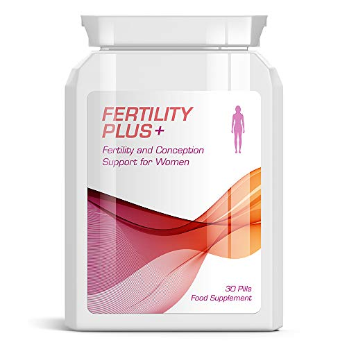 FERTILITY PLUS FEMALE fertilidad femenina CONCEPCIÓN