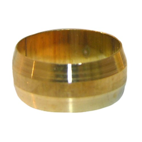 LASCO 17-6041 7/16-Inch Compression Brass Sleeves, 2-Piece by LASCO