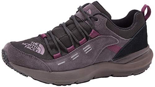 THE NORTH FACE W Mountain Sneaker 2, Zapatillas de Senderismo para Mujer, Negro TNFBLCK/WINTERBLOOMPURPLE...